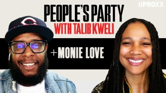 Talib Kweli & Monie Love Talk 'Monie In The Middle', Native Tongues, Jean Grae
