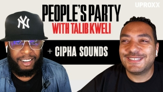 Talib Kweli & Cipha Sounds Talk Hot 97, Lil' Kim Shootout, Stand-Up Comedy