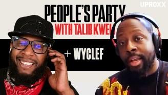 Talib Kweli & Wyclef Jean Talk Fugees, Lauryn Hill, Haiti, John Forté, Verzuz