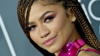 Zendaya Discussed How She Made A Secret Movie During Quarantine With John David Washington