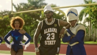 2 Chainz And Lil Wayne Show Love To HBCUs In Their Celebratory 'Money Maker' Video