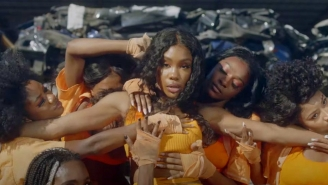 SZA Delivers Her First Solo Release In Over Three Years With 'Hit Different' Featuring Ty Dolla Sign