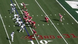 The Jets Allowed The Niners To Convert A 3rd And 31 On A Run Play