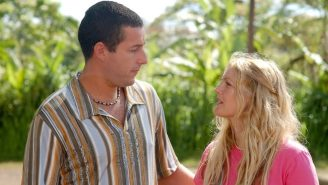 Adam Sandler And Drew Barrymore Updated '50 First Dates' For Real-Life In 2020