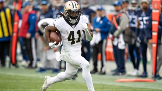 The Saints And Alvin Kamara Agreed To A Five-Year Contract Worth $75 Million
