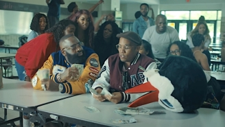 Anderson .Paak And Rick Ross Are Super Seniors In Their Comedic 'Cut Em In' Video