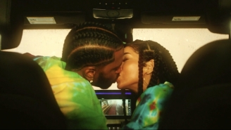 Big Sean And Jhene Aiko Cruise The Coast In Their Romantic 'Body Language' Video