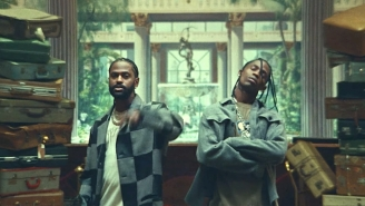 Big Sean's Opulent 'Lithuania' Video Sees Him Reconnect With Travis Scott
