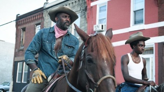Idris Elba In 'Concrete Cowboy' Gives Us An Emotional Look At The Urban Cowboy