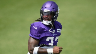 Dalvin Cook Agreed To A Five-Year, $63 Million Contract With The Vikings