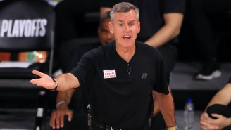 Report: Billy Donovan Will Not Return To The Thunder Next Season After His Contract Expired