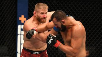 Jan Blachowicz Stunned Dominick Reyes To Win The Light Heavyweight Belt At UFC 253