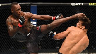 Israel Adesanya Dominated Paulo Costa To Retain The Middleweight Title At UFC 253