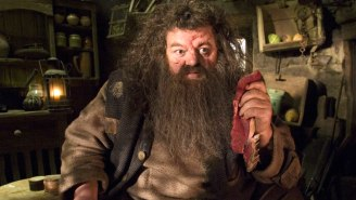 The Actor Who Played Hagrid In The 'Harry Potter' Movies Is Defending J.K. Rowling's Anti-Trans Comments