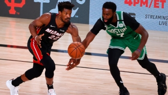 Celtics And Heat Players Condemned The Double Standard Shown By Police Response To The Pro-Trump Coup Attempt