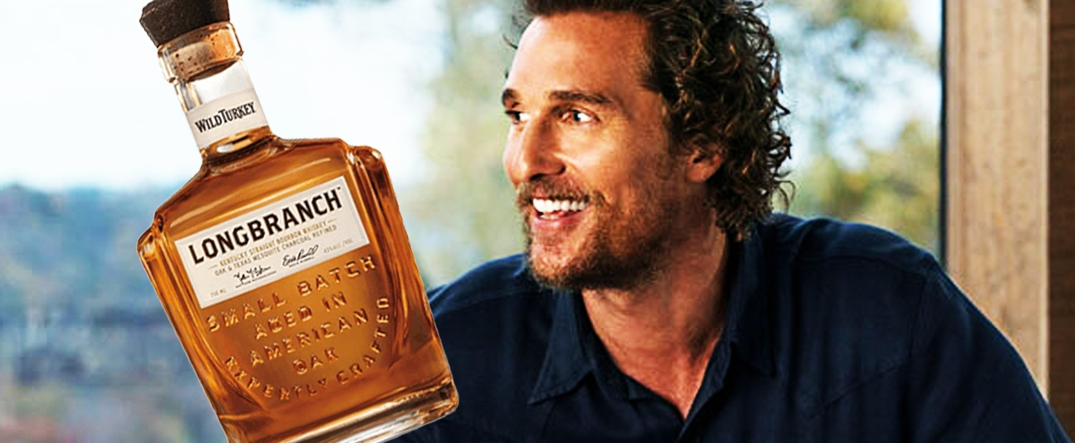 Tasting Notes On Matthew McConaughey's Wild Turkey Longbranch Bourbon