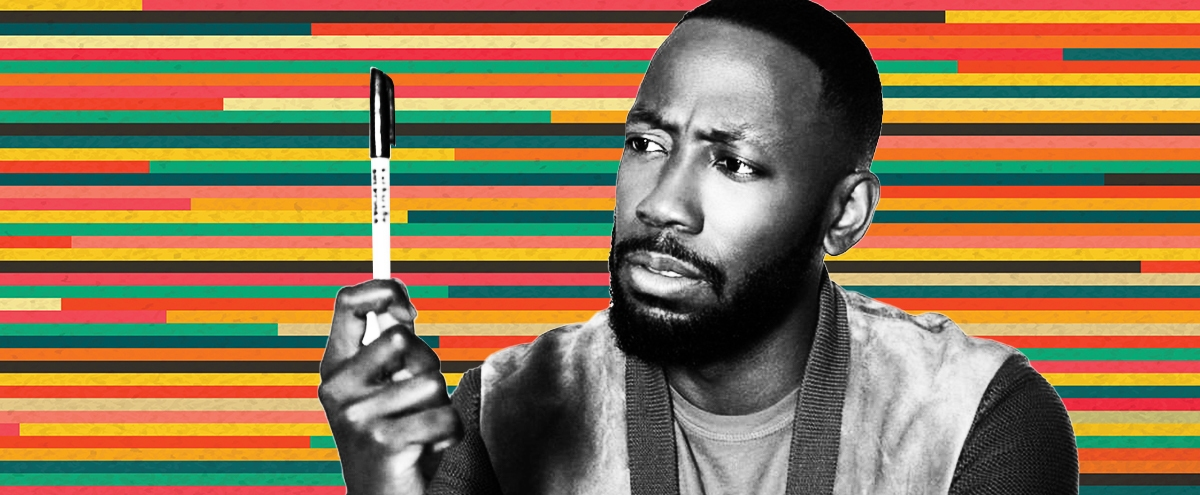 Lamorne Morris Talks With Us About Hulu's 'Woke' And Making Music With Common