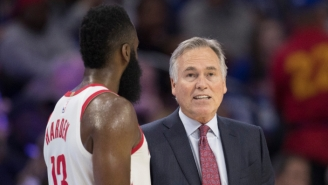 A New Rumor Says The Sixers May Hire Mike D'Antoni With The Hopes Of Eventually Getting James Harden