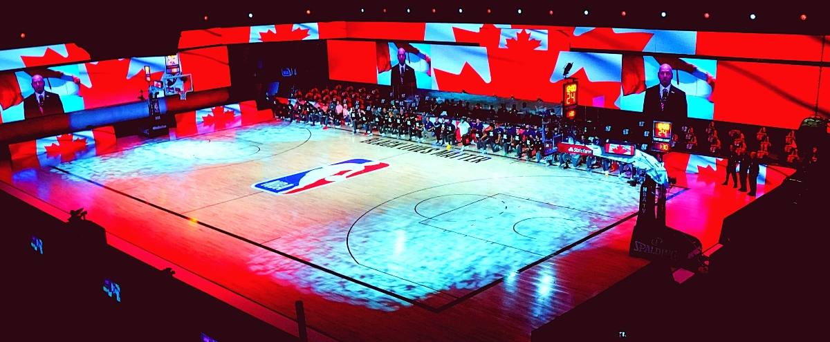 How The NBA's Bubble Is Impacting The People Who Make The Gameday Experience Unforgettable