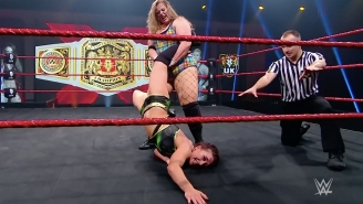 A Brutal Women's Title Match Stole The Show On NXT UK This Week