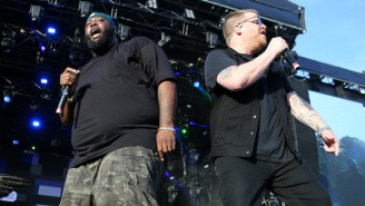 Run The Jewels And Adult Swim Team Up For The Network's First Live Concert