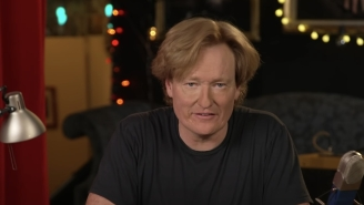 Conan O'Brien Would Like To Have A Cardboard Cutout Of You (Yes, YOU) In His Studio Audience