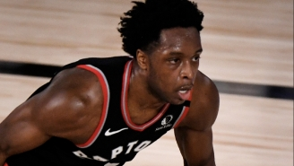 OG Anunoby Saved Toronto With A Buzzer-Beating Three In Game 3