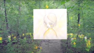 Porter Robinson Is An Animated Forest Guide In His Glitchy 'Mirror' Video