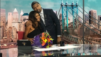 Jalen Rose And Jay Williams Gave Maria Taylor Flowers After A Radio Host's Derogatory Comments About Her
