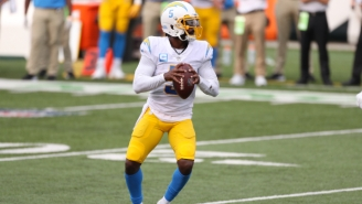 A Chargers Doctor Puncturing Tyrod Taylor's Lung Led To A Wave Of 'Simpsons' Reactions On Twitter