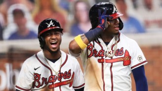 The Braves Hit Seven Home Runs In A Record-Setting 29-9 Win Over The Marlins