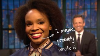 'The Amber Ruffin Show' Trailer Previews Jokes, Sketches, And Tips On How To DefeatSystemicRacism