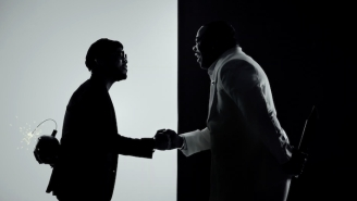 Busta Rhymes And Anderson .Paak Are Sworn Enemies In Their Thrilling Video For 'Yuuuu'