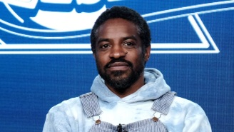 Andre 3000 Describes A Childhood Near-Death Experience And Big-Time Help He Got From A Stranger