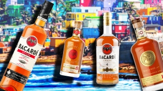 Expression Session — Tasting Four Rums From The Bacardi Portfolio