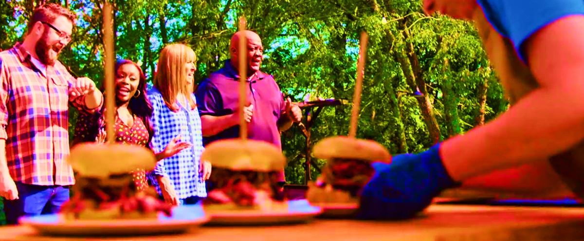 'The American BBQ Showdown' Is A Fun, Breezy Goodbye-To-Summer Binge