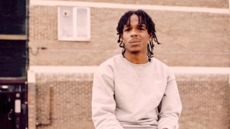 Rising UK Rap Star Berwyn Prefaces His Upcoming Album With The Passion-Fueled '017 Freestyle'