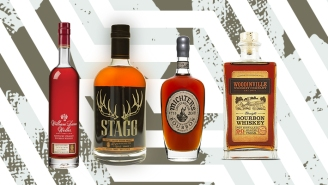 The Best Bourbons Of The Year, According To The 2021 'Whisky Bible'