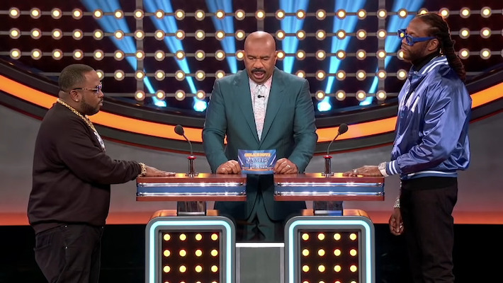 2 Chainz And Big Boi Face Off On Family Feud
