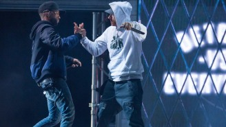 Big Sean Summons Eminem To Lead A Fleet Of Detroit Rappers On 'Friday Night Cypher'