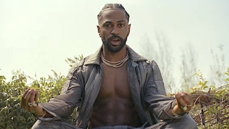 Big Sean Levitates And Meditates In His Home-Bound 'ZTFO' Video