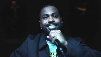 Big Sean Goes To Church For His 'Harder Than My Demons' Performance On 'The Tonight Show'