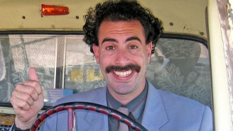Sacha Baron Cohen Is Now Tweeting As Borat To Mercilessly Mock And Ridicule Trump