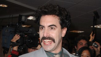 A 'Borat' Sequel Apparently Did Get Filmed By Sasha Baron Cohen In Secret
