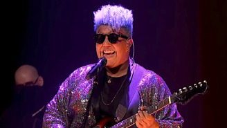 Brittany Howard Brings Soul To 'The Late Late Show' With A Performance Of 'Baby'