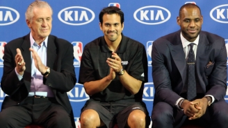 LeBron Believes There's 'No Extra Meaning' To Beating Pat Riley And Erik Spoelstra In The Finals