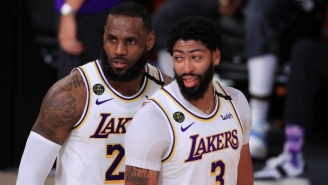 Dwyane Wade Thinks Anthony Davis Compliments LeBron Better Than Any Other Teammate He's Had