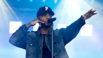 Fans React After Bryson Tiller Played His Entire 'Anniversary' Album In A Zoom Meeting