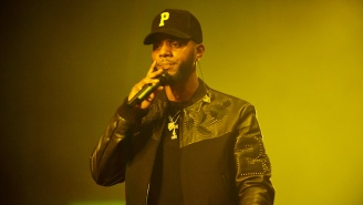 Bryson Tiller Pushes Away A Paramour On 'Always Forever'