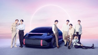 BTS Have A New Song, 'IONIQ: I'm On It,' Which They Wrote For A Car Commercial